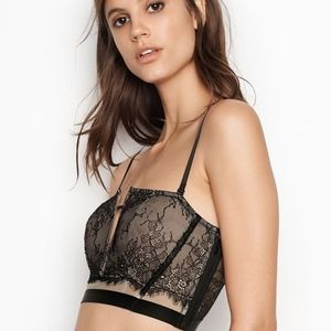 victoria secret very sexy bustier new with tags